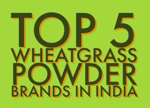 Wheatgrass Powder Top Brands