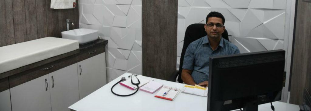Dr.Tushar Apte