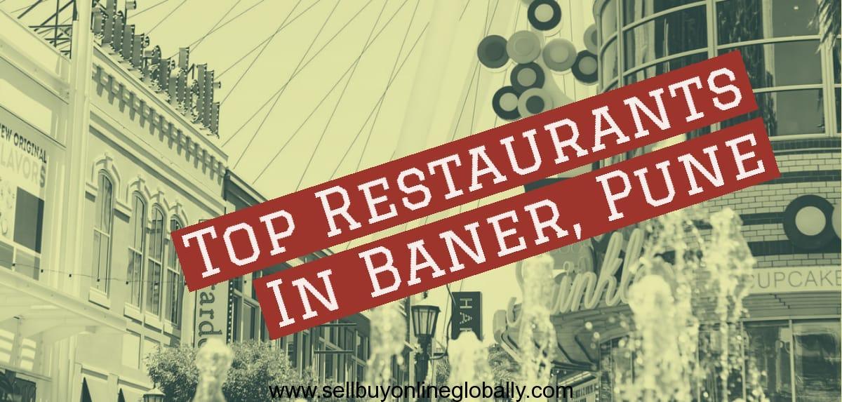 Best Restaurants In Baner, Pune