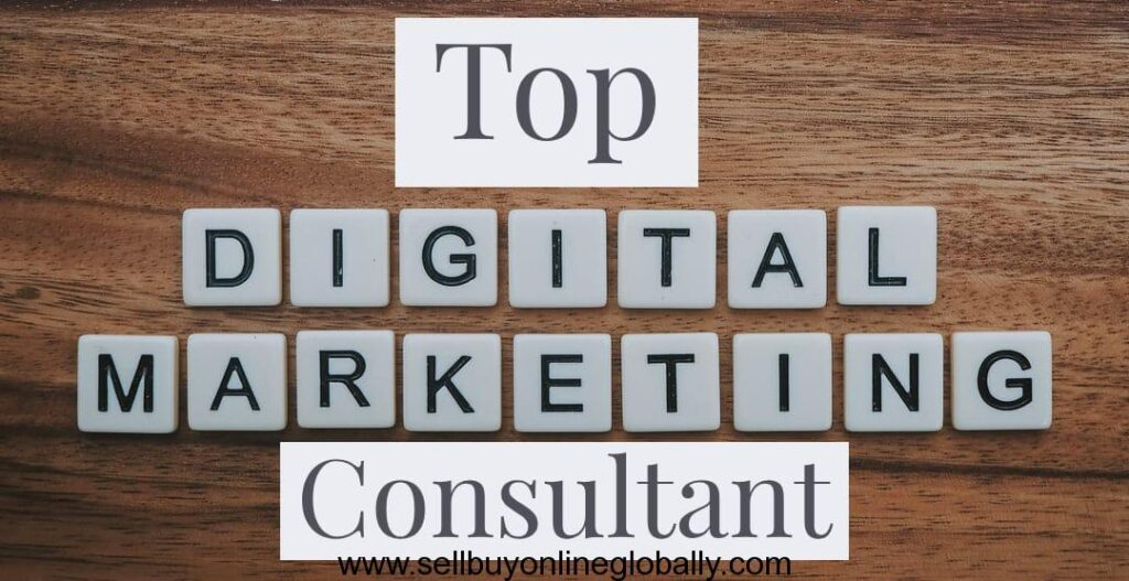 Top 5 Digital Marketing Consultants In India