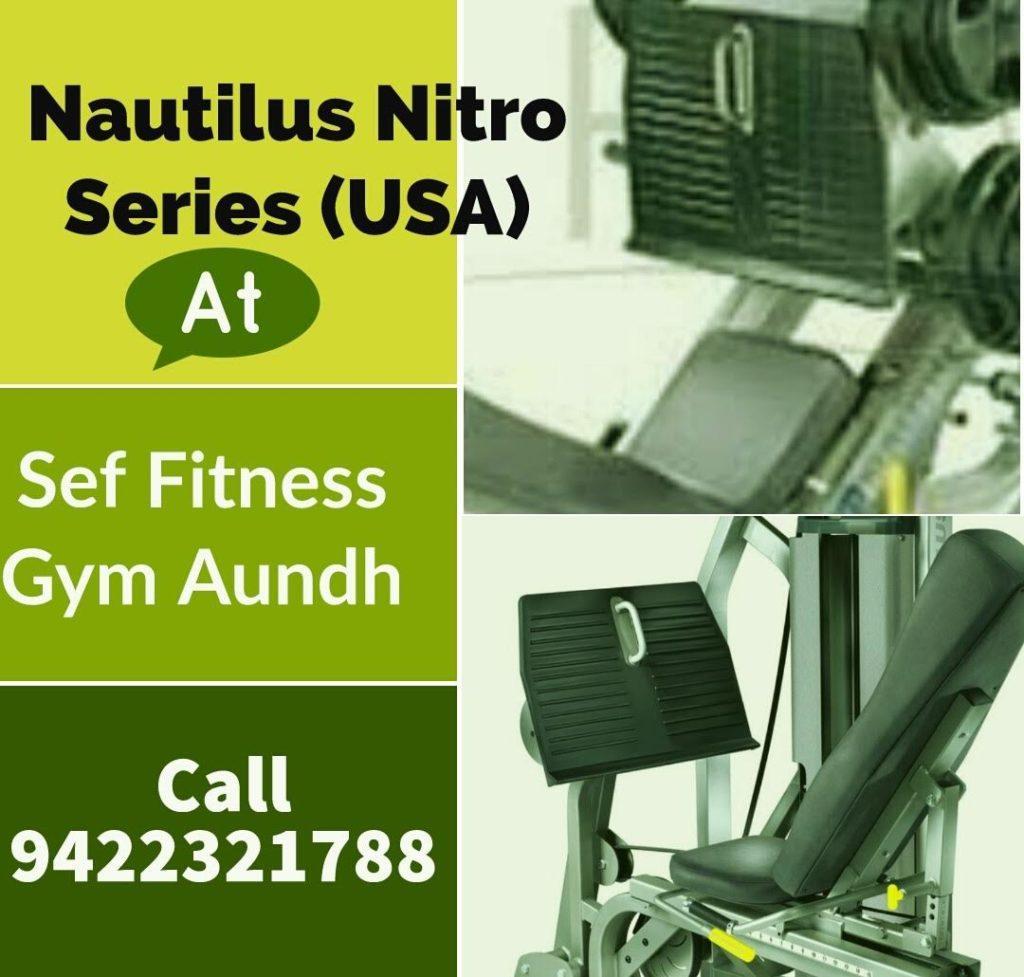 Sef Gym Aundh Pune