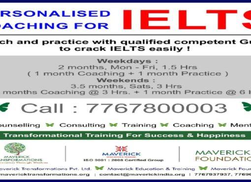 IELTS Classes Deccan
