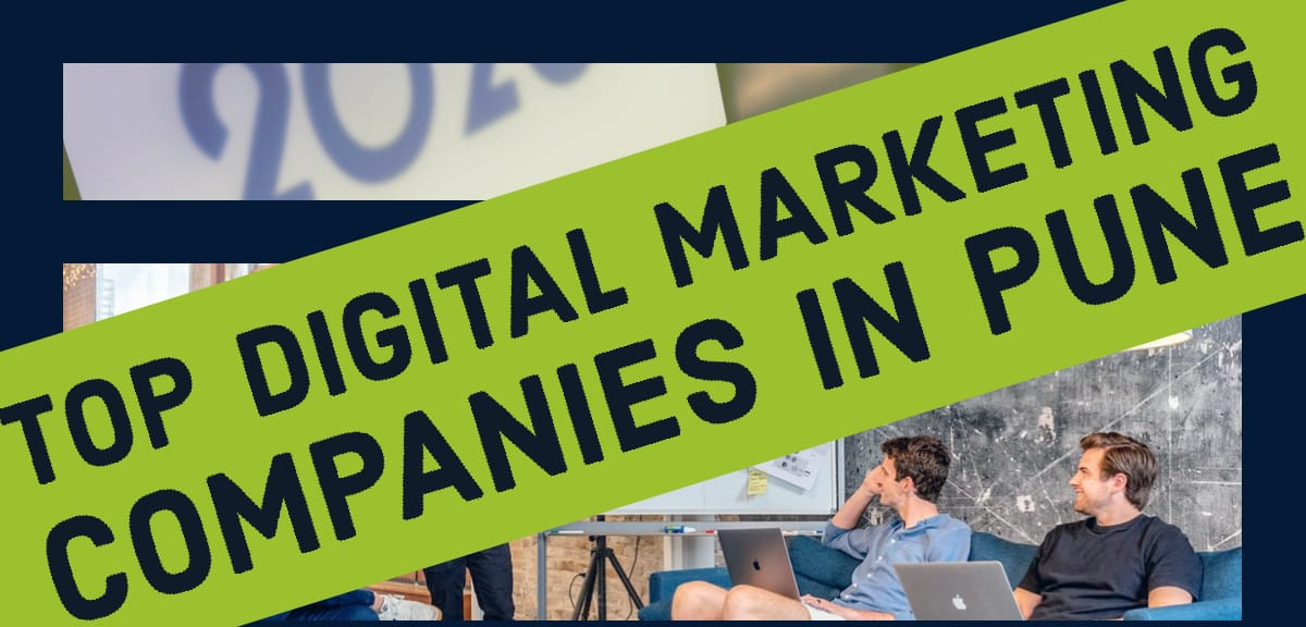 Top Digital Marketing Companies In Pune