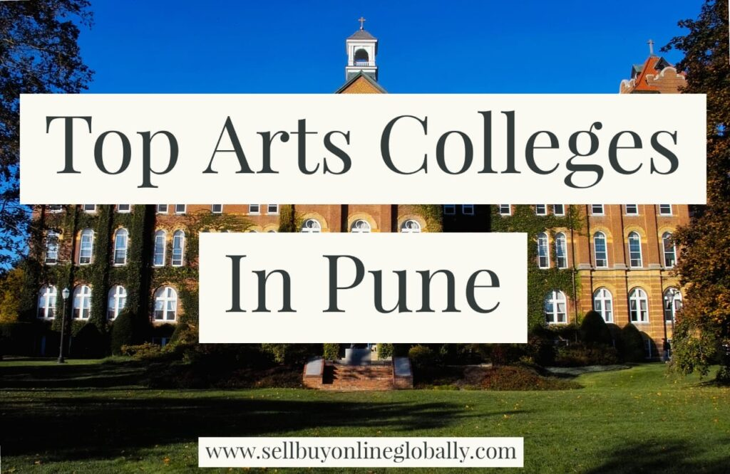 Top Arts Colleges In Pune